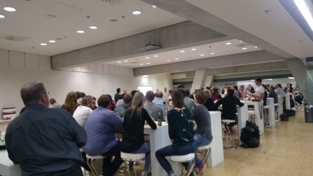 RUG DACH Meeting am Vorabend der Autodesk University